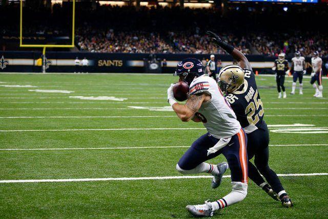 Американський футболіст невдало стрибнув, порвавши артерію і вивихнувши коліно