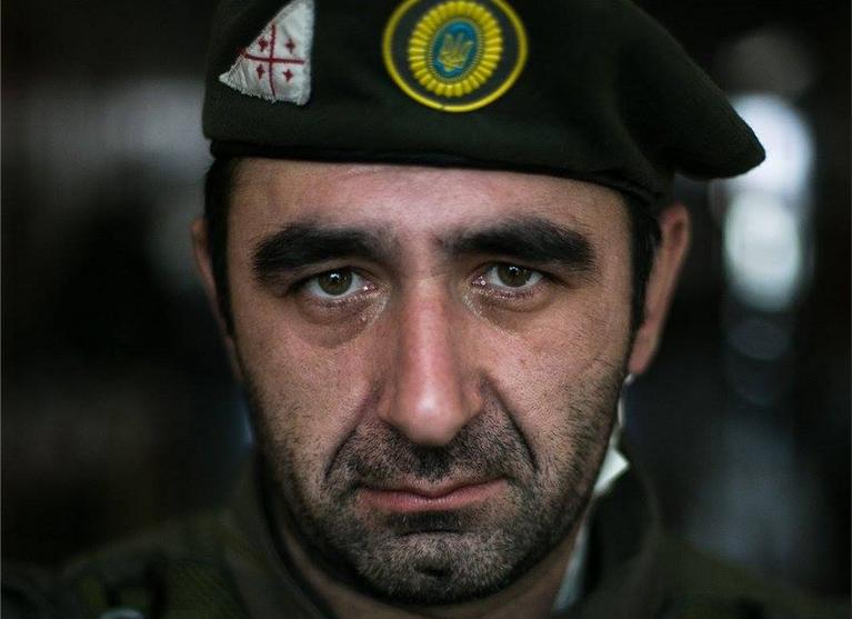 """""""Вечная память!"""" На Донбассе погиб известный грузинский доброволец"""
