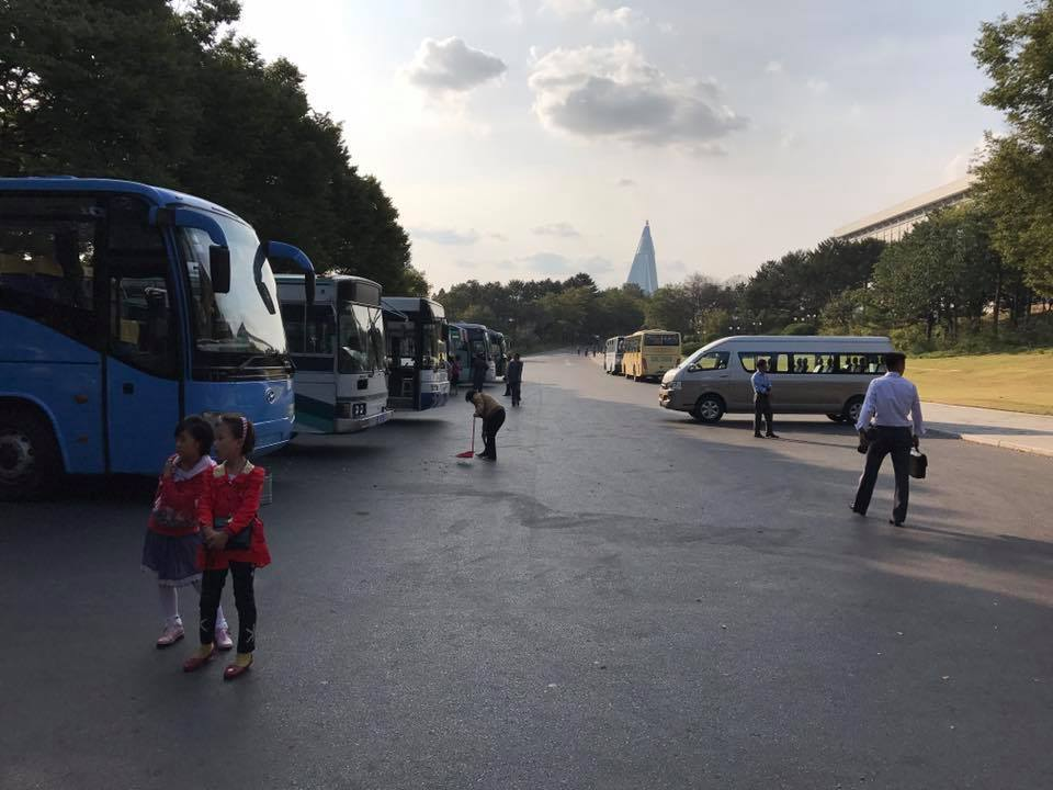 Український журналіст відвідав найзакритішу країну світу: перші подробиці і фото