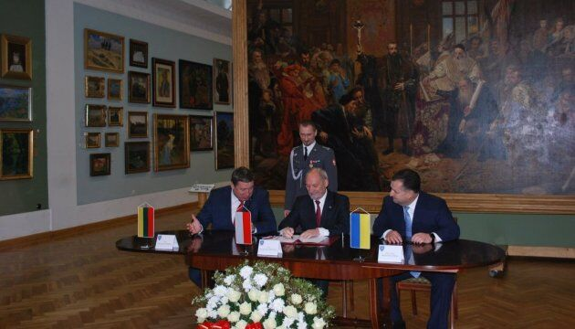 LitPolUkrBrig отримала право діяти: підписано військову угоду