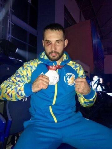 Україна взяла три медалі на ЧС з ММА в Астані
