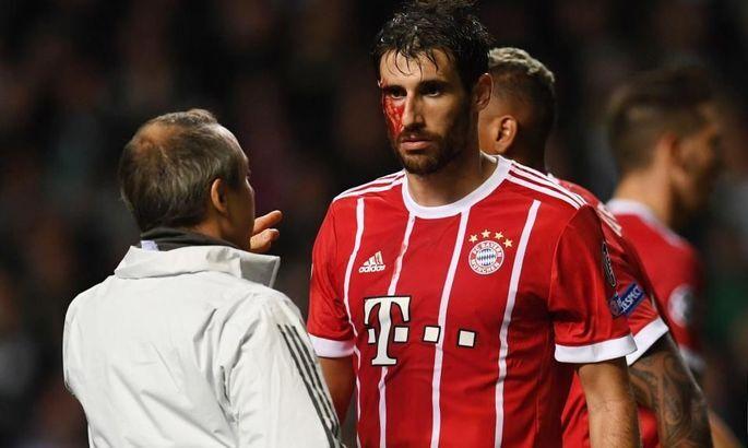 Футболіст збірної Іспанії отримав страшну травму під час переможного гола в ЛЧ