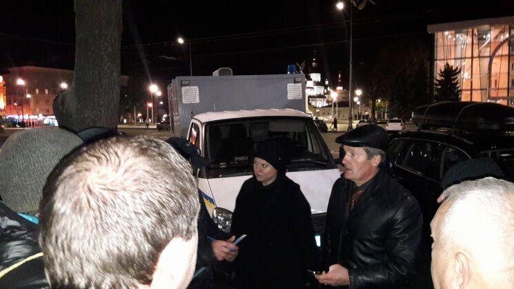 Кровавое ДТП на Сумской: Зайцева вернулась на место трагедии
