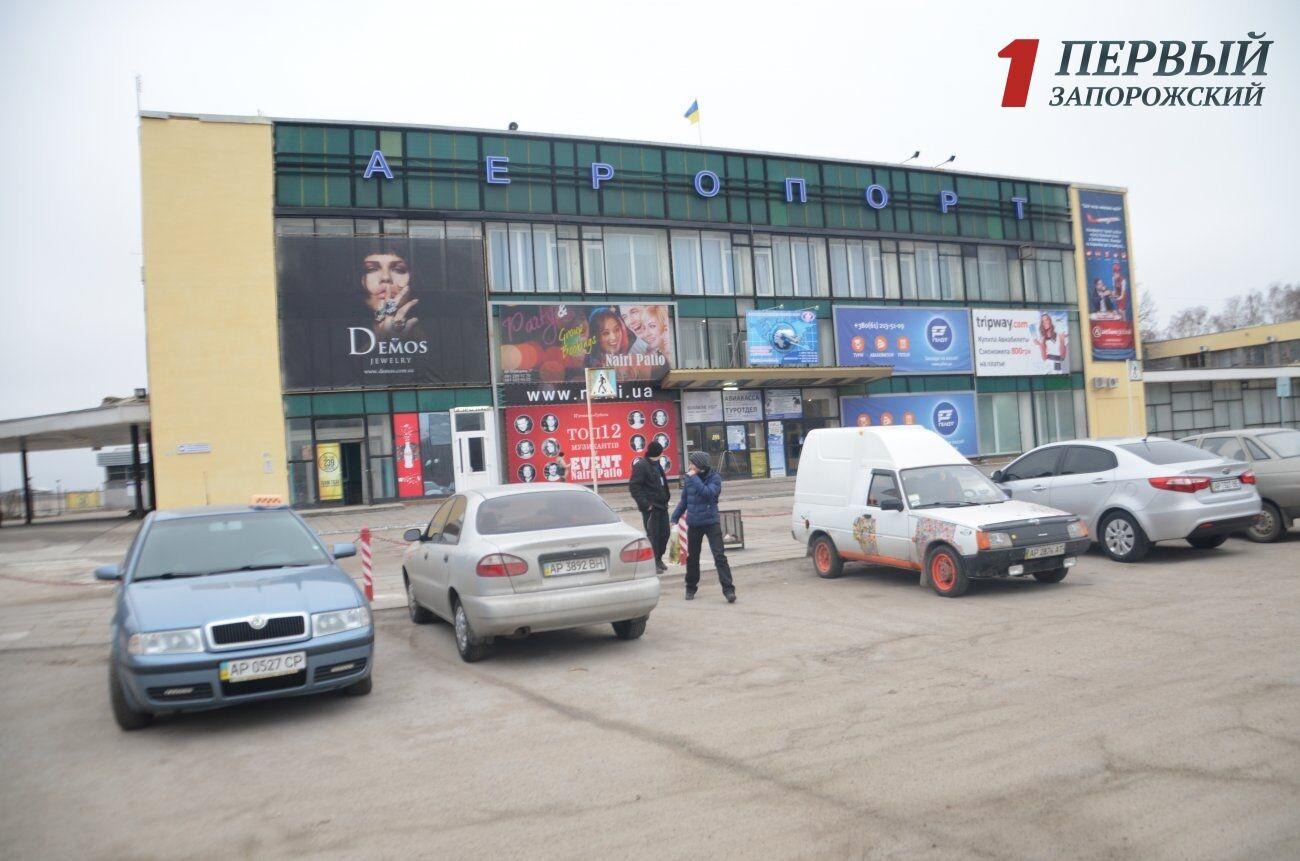 """Неизвестные """"заминировали"""" аэропорты по всей Украине"""