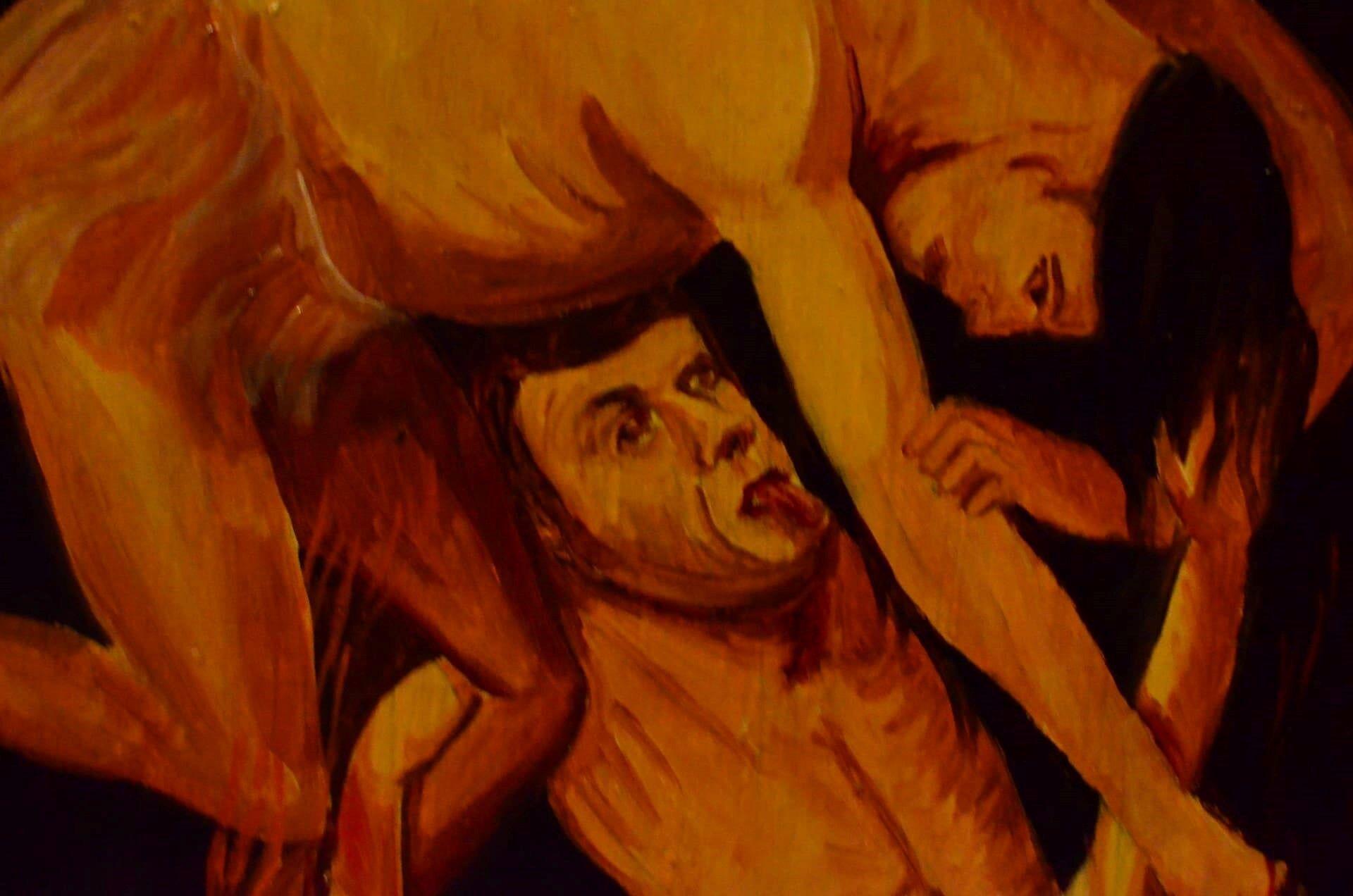 """""""Икона с голым Ющенко в аду"""": скандал в украинском храме получил продолжение"""