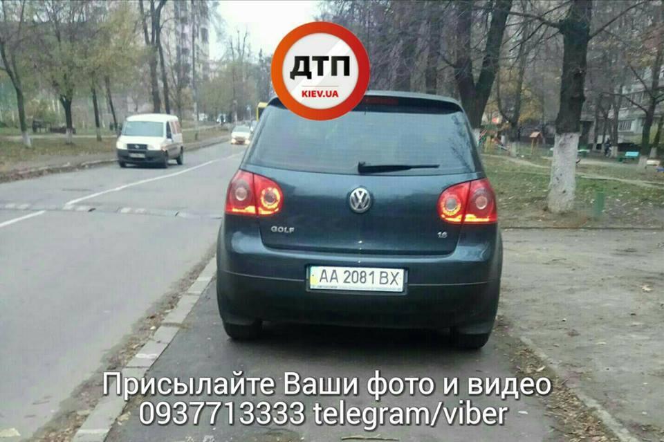 Избили за замечание о парковке: вопиющий случай в Киеве разозлил сеть