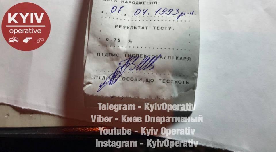 """""""На живца ловил"""": киевлян возмутила выходка пьяного водителя"""