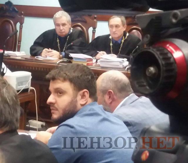 Дело рюкзаков МВД: суд принял решение относительно сына Авакова