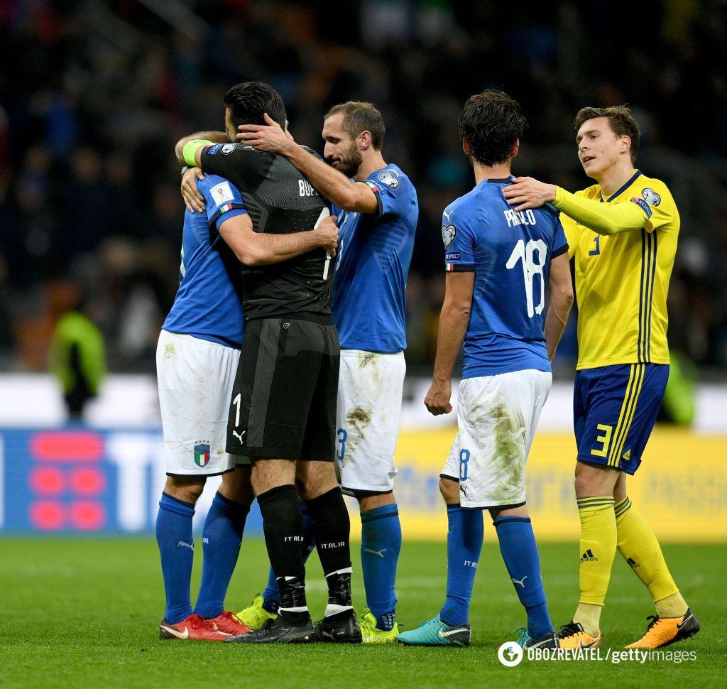 Легенда збірної Італії розридався, оголосивши про завершення кар'єри