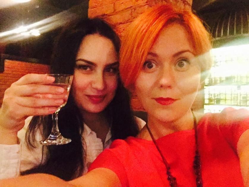 Виноградова и Гуцол