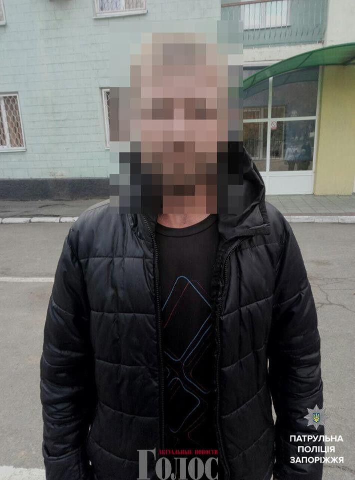 В Запорожье мужчина забил насмерть собственную мать
