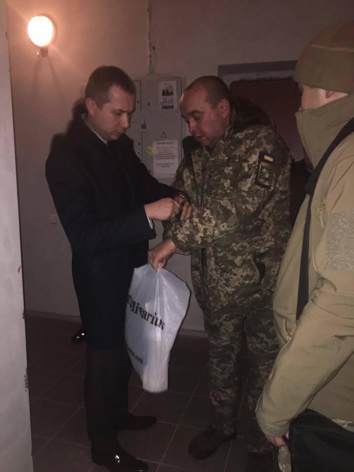 Корупційний скандал у Харкові: затримано начальника відомого вузу