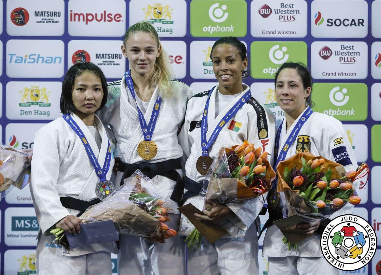 Українська дзюдоїстка-вундеркінд виграла престижний турнір в Гаазі