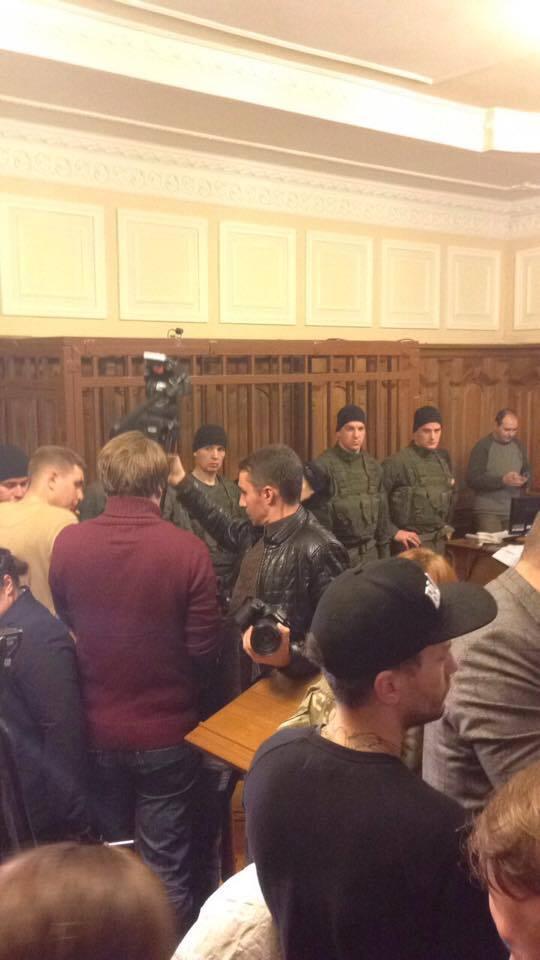 Суд перенес заседание по пограничнику, получившему 13 лет за расстрел сепаратиста