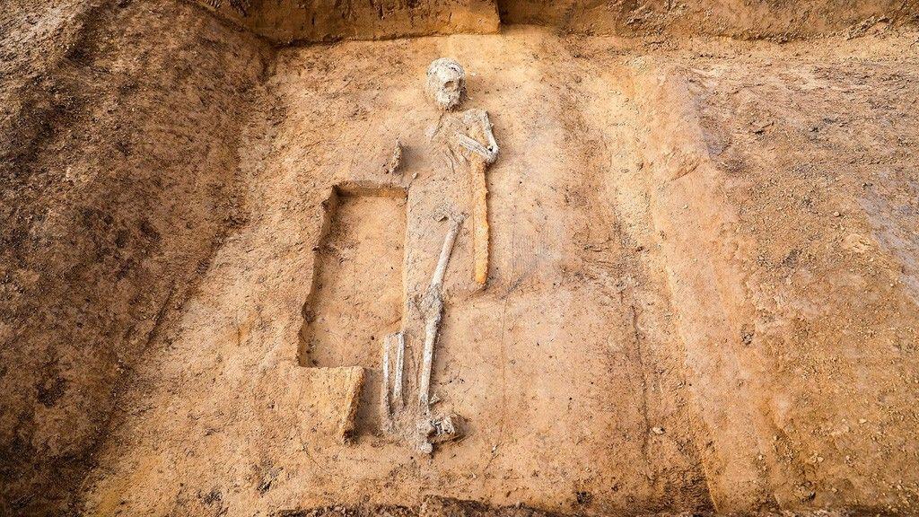 В Германии раскопали могилу ведьмы: находка шокирует