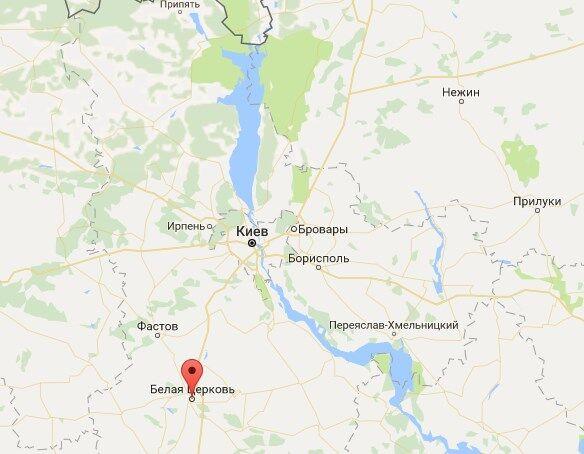 разбойное нападение Белая Церковь