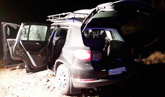 Разбой на дороге: на Житомирщине банда забрала у ювелиров 30 кг золота
