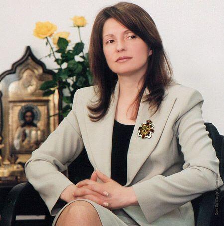1995 Бизнес-леди Юлия Тимошенко