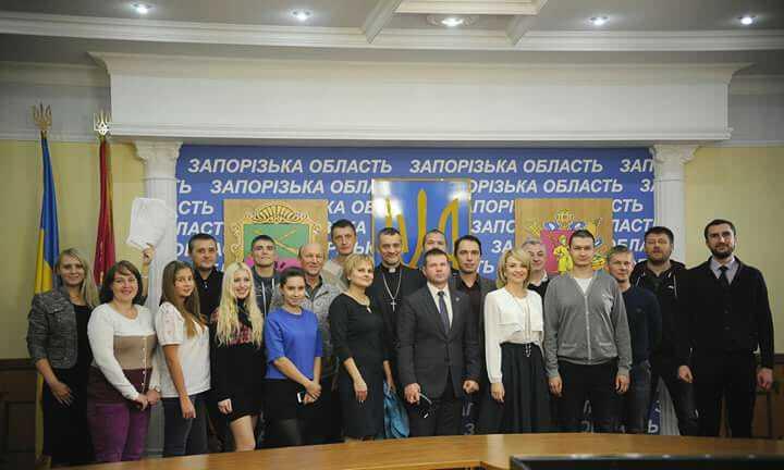 Запорожские активисты говорили о проблемах наркоторговли среди молодёжи