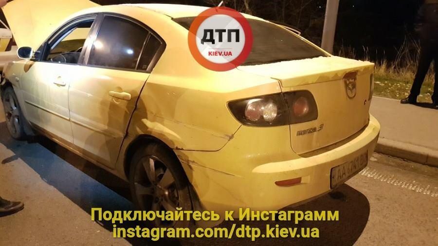 Гнав на швидкості 190 км/год: у Києві влаштували погоню за нахабним водієм