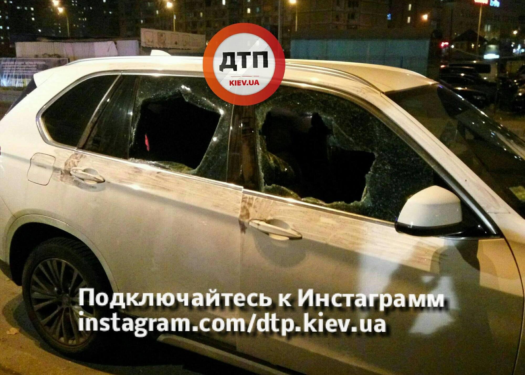 В Киеве совершено дерзкое ограбление валютчика