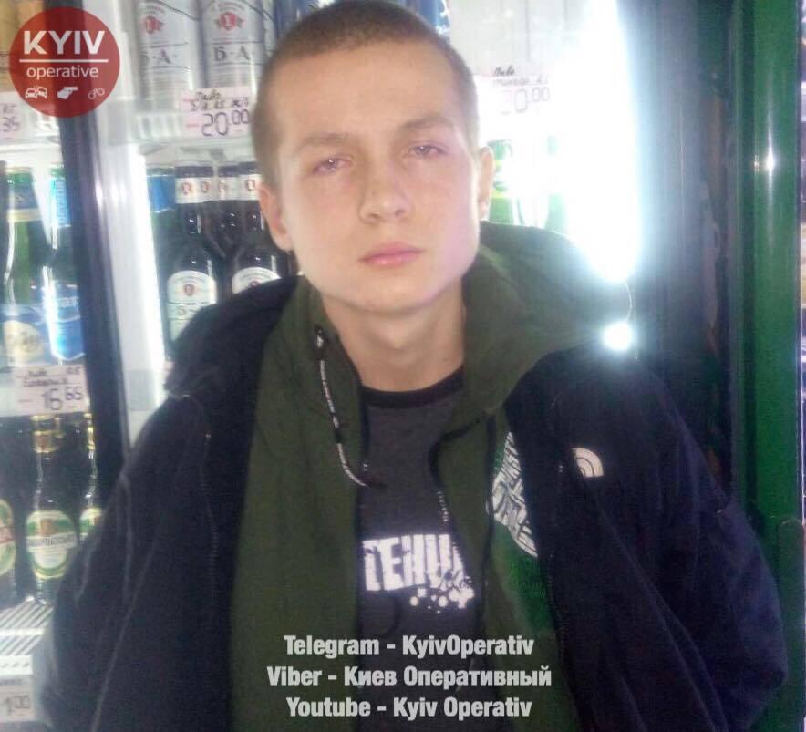 Розбійний напад у Києві: син нардепа відмовився давати свідчення