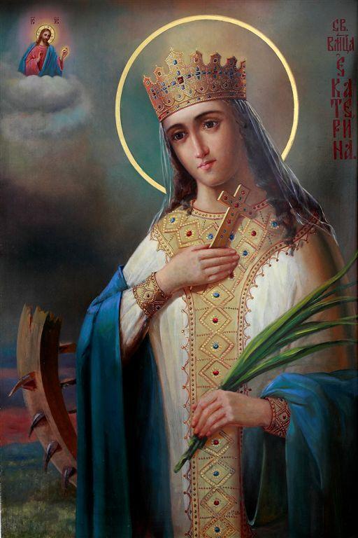 Сьогодні день святої Катерини - справжнє жіноче свято