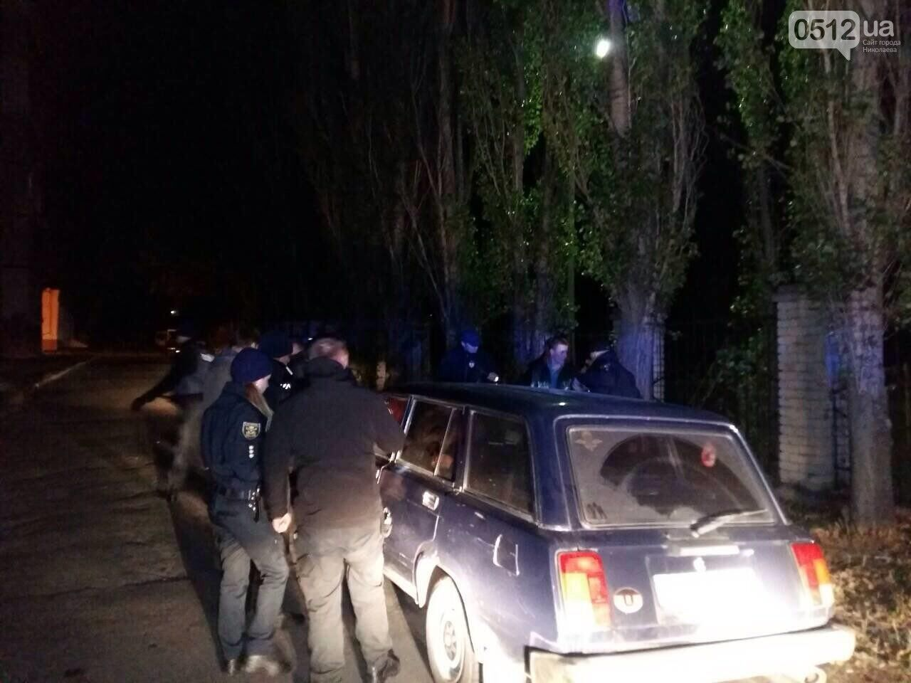 У Миколаєві журналіста побили і пограбували під час зйомок