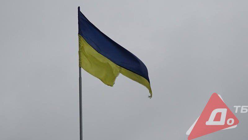 """""""Переполнили чувства"""": на Донетчине варварски изрезали флаг Украины"""