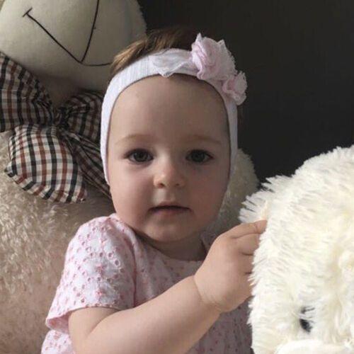 2-летняя Эмили Ружицкая