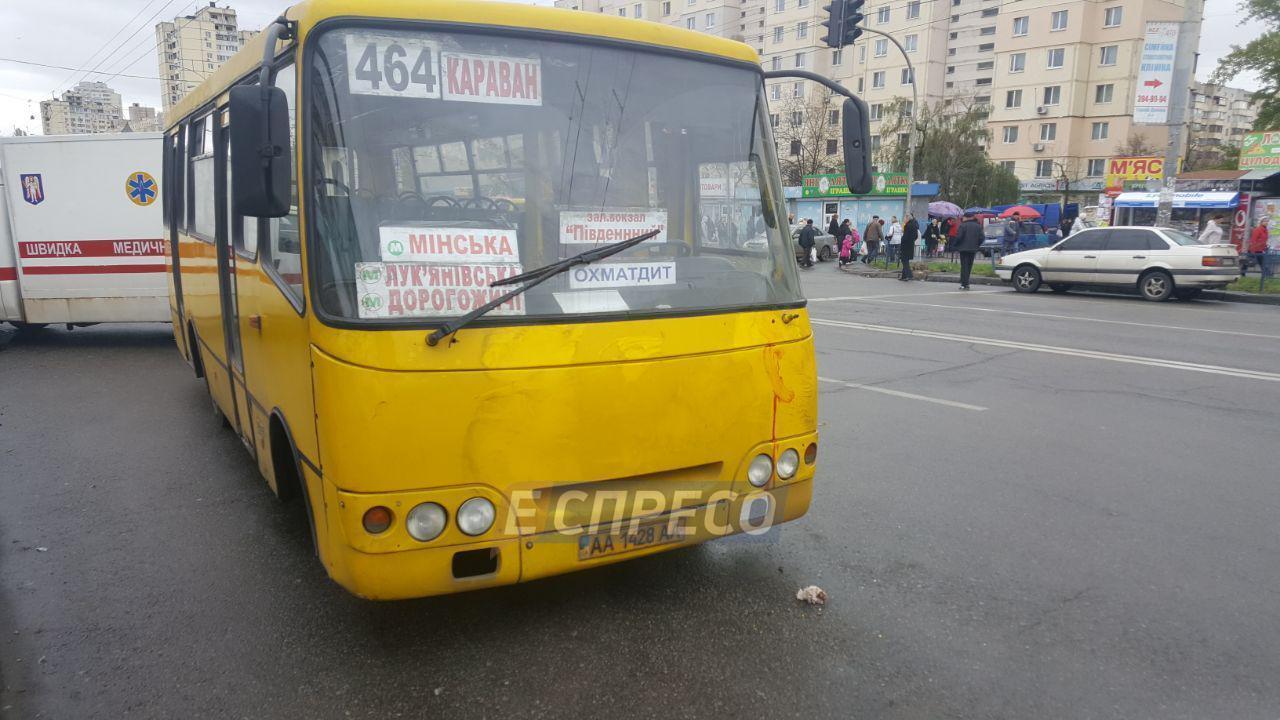 Это была семья: появились детали кровавого наезда маршрутки на людей в Киеве