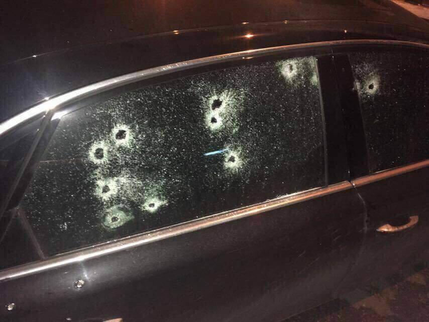 Розстріл у Харкові: з'явилися нові дані про вбитого і фото з місця НП