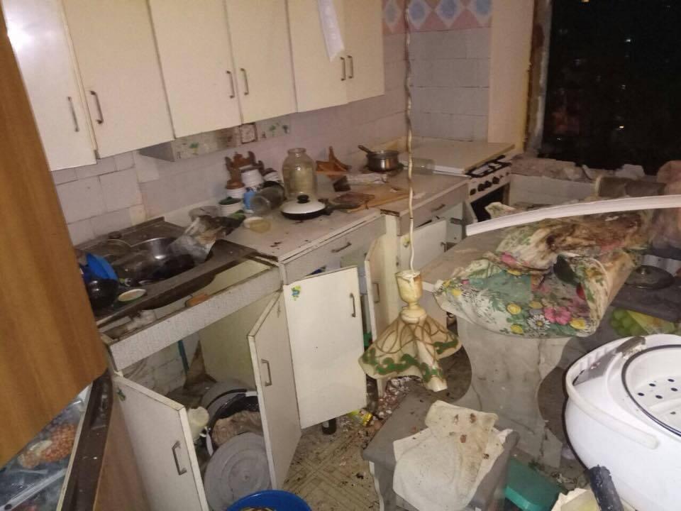В Киеве произошел мощный взрыв: есть жертвы