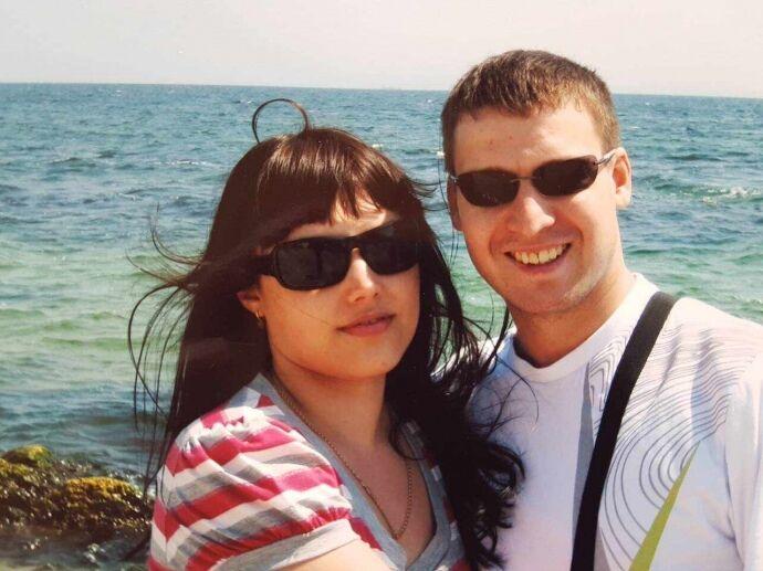 Инна и Евгений Рожковы