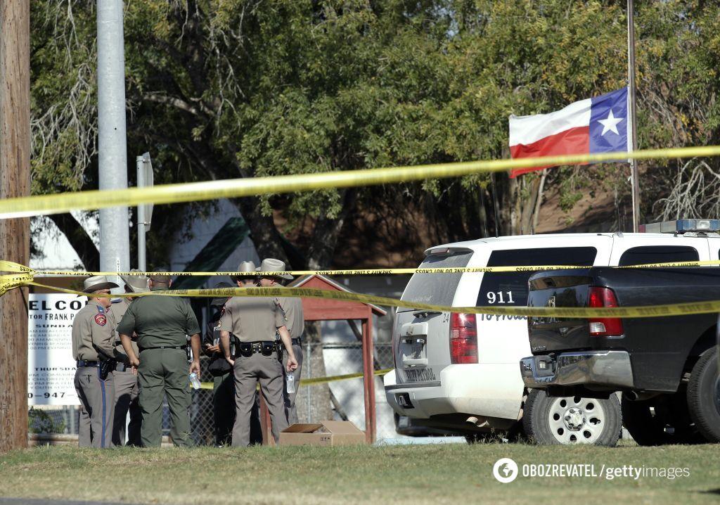 В США расстреляли прихожан в церкви: все подробности
