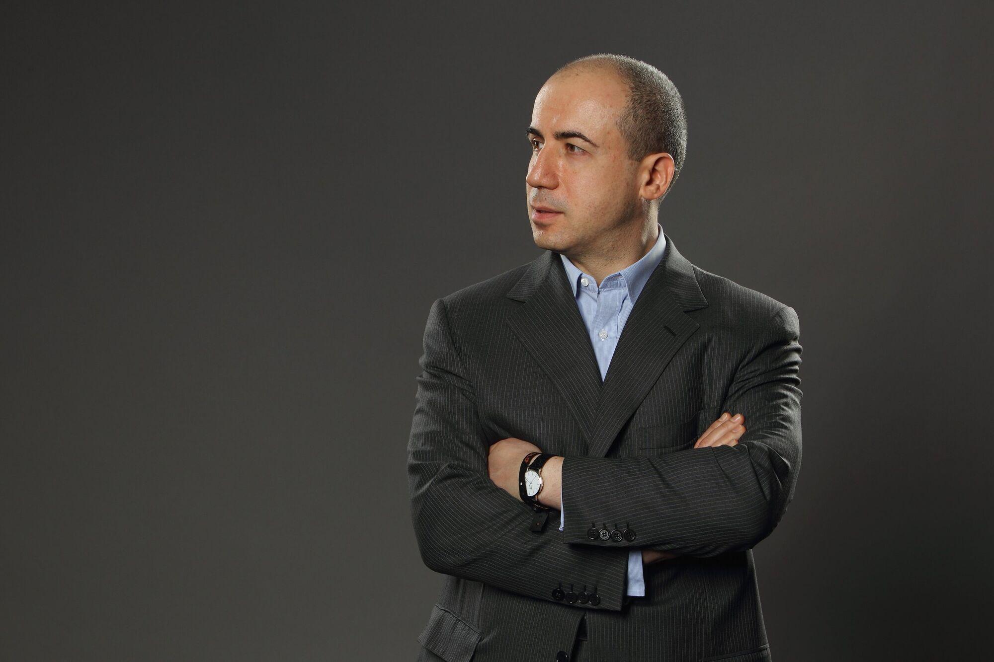 Юрий Милнер