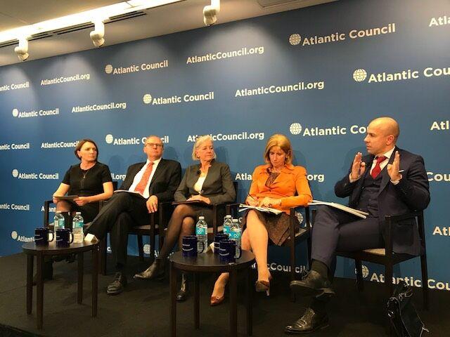 Інвестиційний клімат в Україні: Burisma Group і Atlantic Council провели конференцію у США