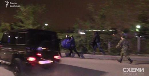 Охранники кума Путина избили журналистов в Киеве: появились подробности