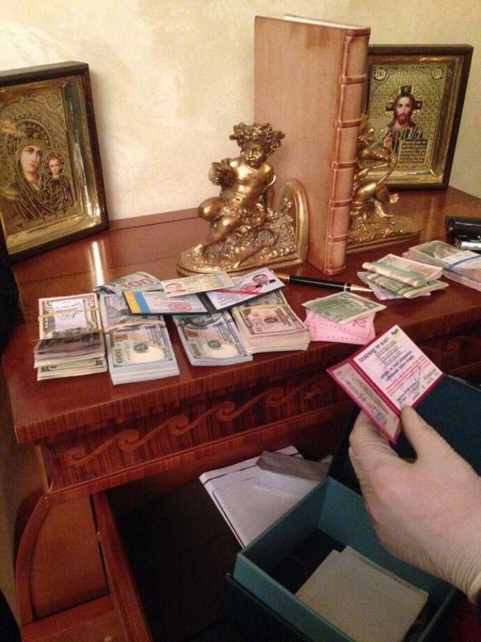 """Элитное имущество: в ГПУ рассказали, что нашли в доме """"агента Катерины"""""""