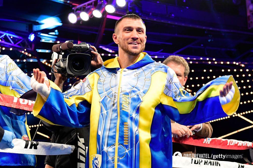 Ломаченко переміг Рігондо в унікальному чемпіонському бою