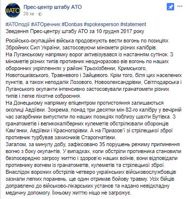 Враг применил весь арсенал: ВСУ понесли потери на Донбассе