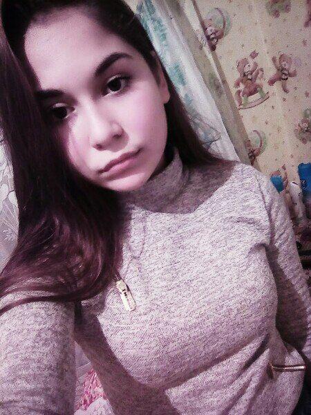 16-летняя Яна Малахова