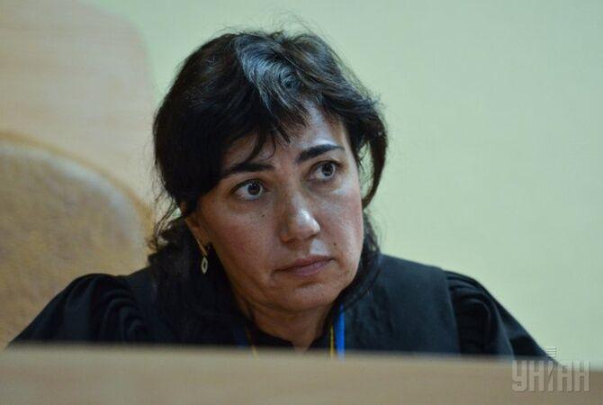 Вдова, яка відпустила Пукача: що ще відомо про скандальну суддю по справі Саакашвілі