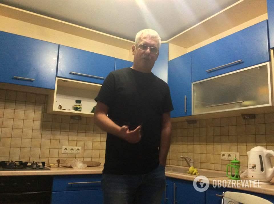 Человек, который прятал Саакашвили: я не мусор, я честный мент