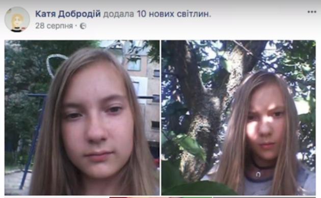 Пропавшую под Кропивницким девочку нашли мертвой