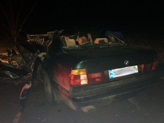 На Житомирщине автобус со школьниками попал в смертельное ДТП