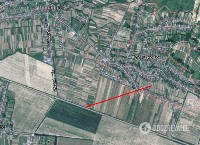 Аварія сталася на трасі Київ - Чоп