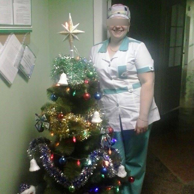 Елена Добродий в прошлом работала анестезиологом