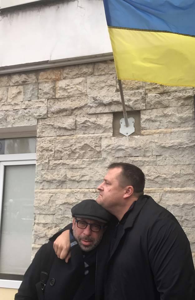 """""""Тепер політаємо"""": Корбан повернувся в Україну"""