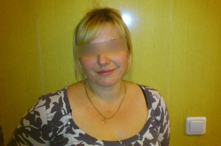 35-летняя мать девочки Елена Добродий